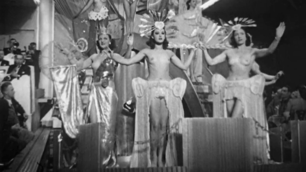 """scene from Paris show c. 1939-40 from The World at War E03 12'08"""""""